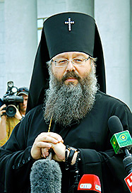 Архиепископ Екатеринбургский и Верхотурский Кирилл прибыл на Кафедру