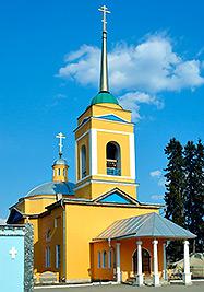 В эфире радио «Воскресение» прозвучал репортаж из поселка Горный Щит