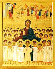 В эфире радио «Воскресение» прозвучит передача о строительстве часовни в честь Вифлеемских Младенцев