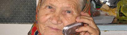 Детская редакция радио «Воскресение» поможет старикам услугой междугородней связи