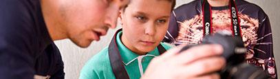 Детской редакции радио «Воскресение» требуются смышленые школьники