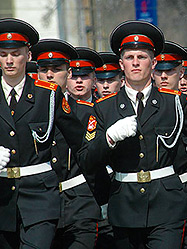 В эфире радио «Воскресение» прозвучит передача о III Всероссийском кадетском съезде