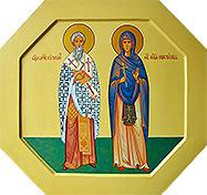 В эфире радио «Воскресение» прозвучит беседа о святых Киприане и Иустинии